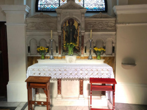 St. Patrick's Weekend Mass Times