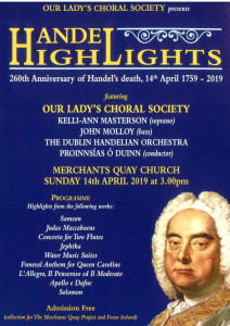 Our Lady's Choral Society
