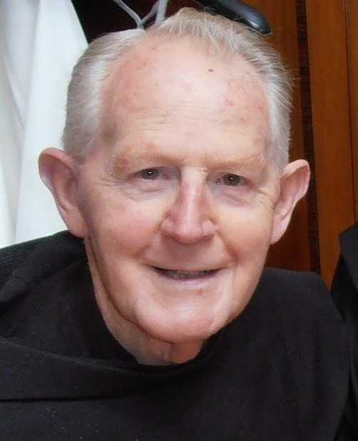 The death has occurred of Fr. Jude (Patrick) OFM O'Riordan